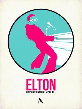 Elton by David Brodsky