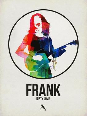Frank Watercolor by David Brodsky