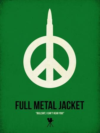 Full Metal Jacket by David Brodsky
