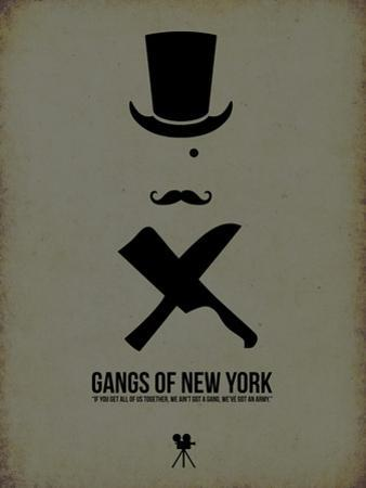 Gangs of New York by David Brodsky