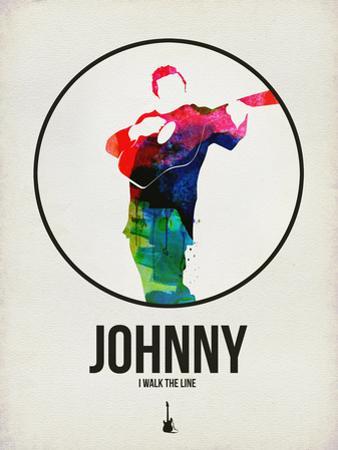 Johnny Watercolor by David Brodsky