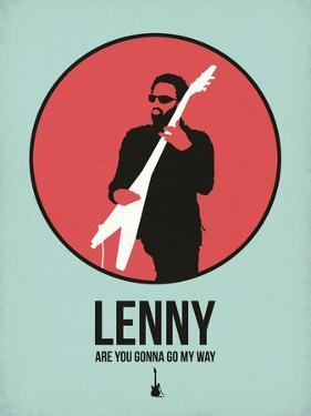 Lenny 1 by David Brodsky