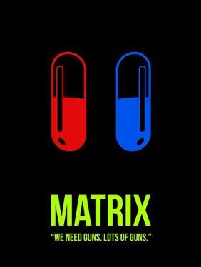 Red Pill or Blue Pill by David Brodsky