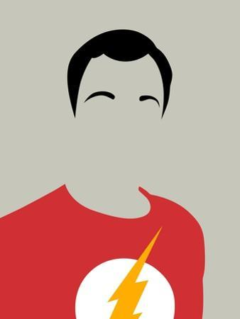 Sheldon Portrait by David Brodsky