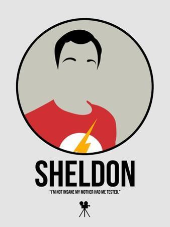 Sheldon by David Brodsky