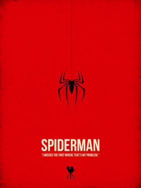 Spiderman by David Brodsky