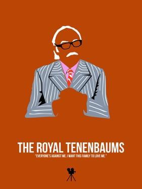 The Royal Tenenbaums by David Brodsky