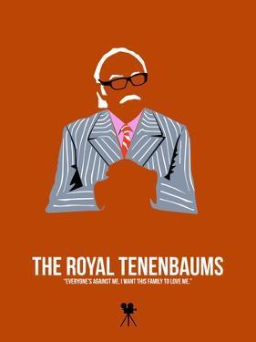 The Royal Tenenbaums by David Brodsky