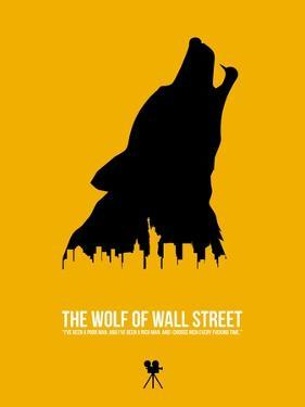 The Wolf of Wall Street by David Brodsky