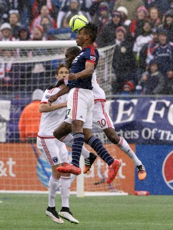 MLS: San Jose Earthquakes at New England Revolution by David Butler II
