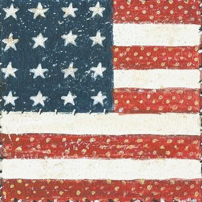 Americana Quilt IV by David Carter Brown