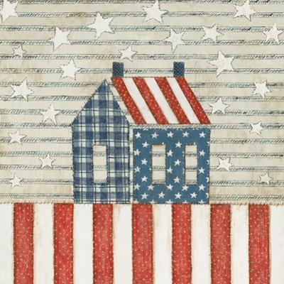 Americana Quilt V by David Carter Brown