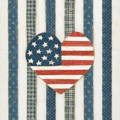 Americana Quilt VI by David Carter Brown