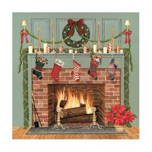 Home for the Holidays I by David Carter Brown