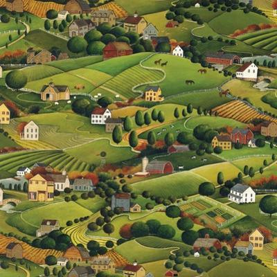 Pleasant Valley by David Carter Brown