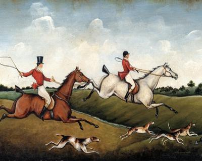 The Hunt Crop by David Carter Brown