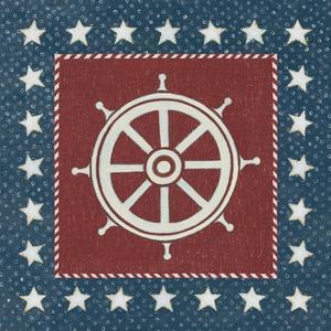 Coastal Americana IV by David Carter
