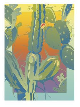 Cactus by David Chestnutt