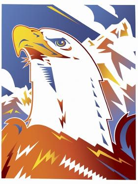 Eagle by David Chestnutt