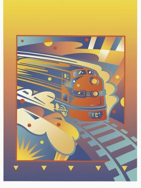 Express by David Chestnutt