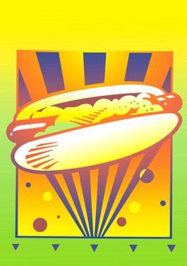 Fresh Hot Dog by David Chestnutt