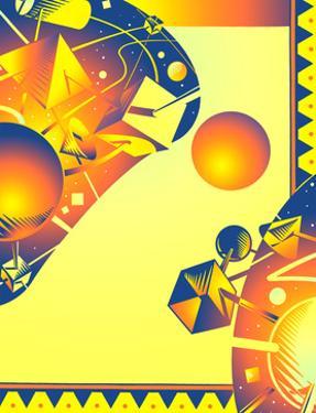 Geometric Shapes by David Chestnutt