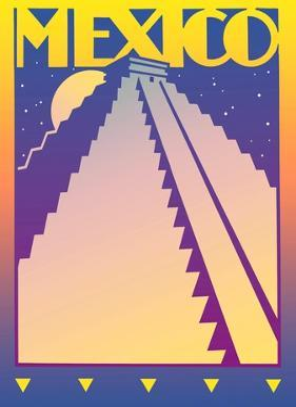 Illustration of Pyramid by David Chestnutt