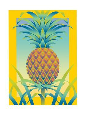 Pineapple by David Chestnutt