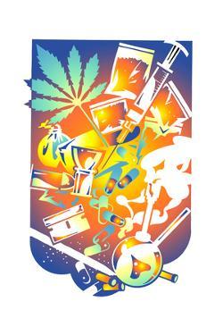 Various Drugs by David Chestnutt