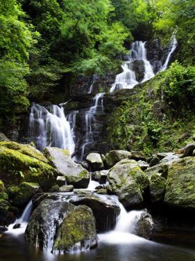 Torc Waterfall, Ireland by David Clapp