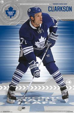 David Clarkson Toronto Maple Leafs