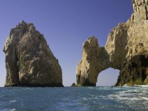 Lands End Arch, Cabo San Lucas, Baja California, Mexico by David Cobb