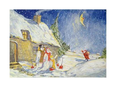 Santa's Visit, 1999