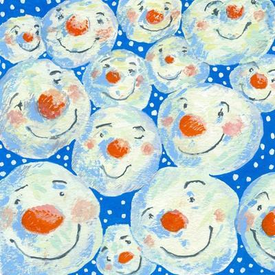 Smiling Snowballs, 2011