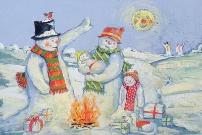 Snowman Family, 1995