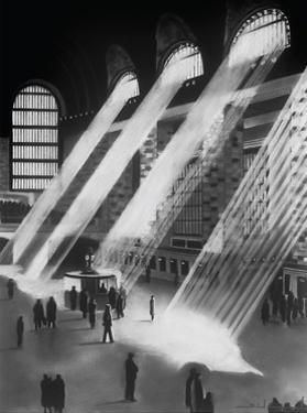 New York Central by David Cowden