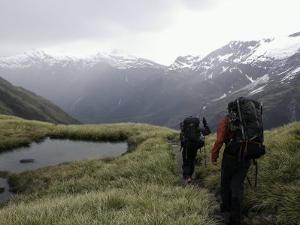 Mountaineering in New Zealand by David D'angelo