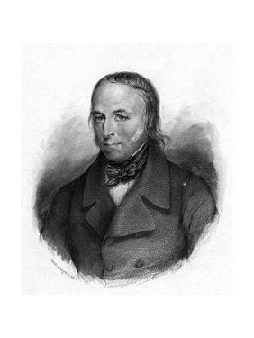 Louis Vicomte Cormenin by David d'Angers