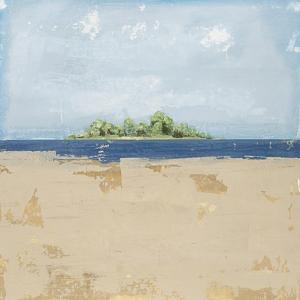 Peaceful Beach 2 by David Dauncey