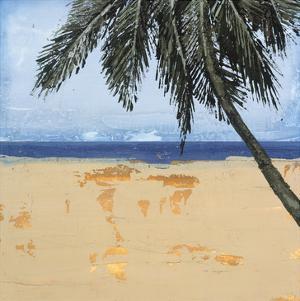 Peaceful Beach 3 by David Dauncey