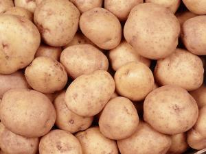 Potatoes by David Davis