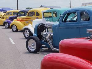 Street Rod Nationals, Louisville, Kentucky by David Davis