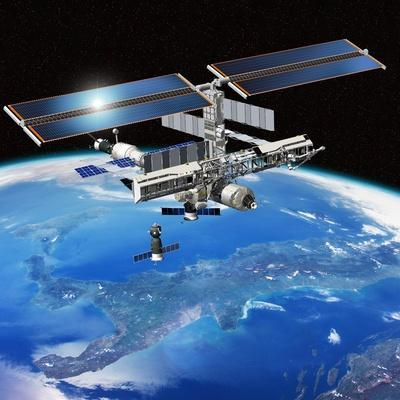 ENEIDE Mission To the ISS, Artwork