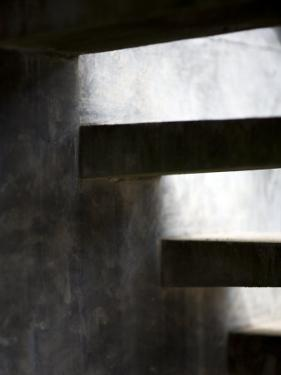 Cement Stairway by David Evans