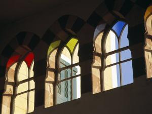 Stained Glass Windows of the Ottoman-Era Debbane Palace by David Evans