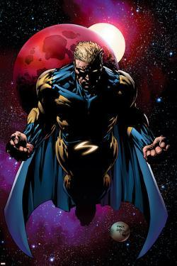 The New Avengers No.3 Cover: Sentry by David Finch