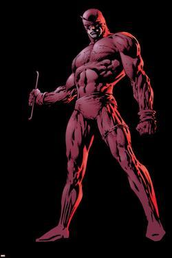 The Official Handbook Of The Marvel Universe Group: Daredevil by David Finch