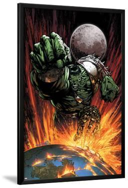 World War Hulk No.1 Cover: Hulk Flying by David Finch