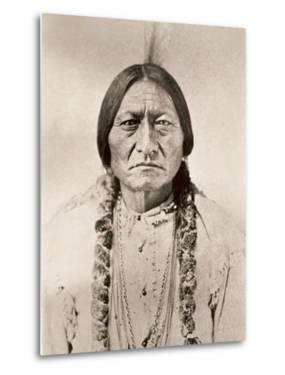Sitting Bull by David Frances Barry