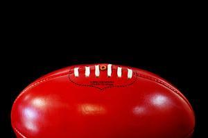 Australian Rules Football by David Freund
